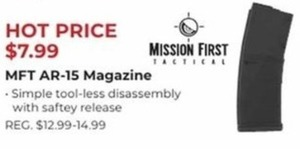 MFT AR-15 Magazine