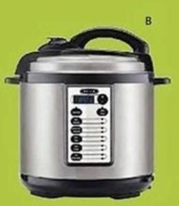 Bella 8 Qt. Programmable Pressure Cooker