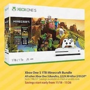 All Xbox One Bundles