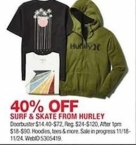 Surf and Skate from Hurley