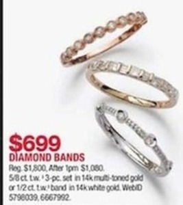 Diamond Bands
