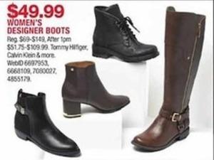 Women's Designer Boots