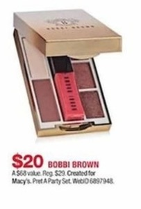 Bobbi Brown Pret a Party Set