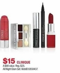 Clinique Glam Set