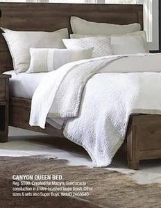 Canyon Queen Bed