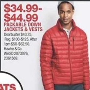 Packable Down Jackets & Vests
