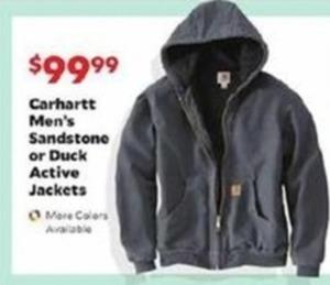 Men's Carhartt Sandstone Jacket