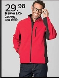 Hawke and Co Jackets