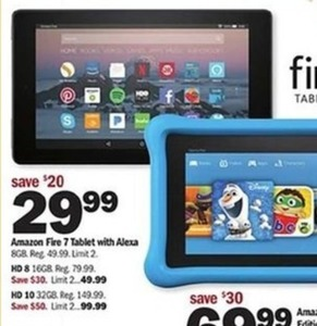 Amazon Fire HD 10 32GB Tablet