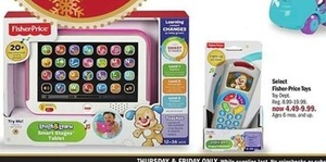Select Fisher-Price Toys