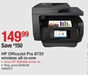 HP OfficeJet Pro 8720 Wireless All-in-One