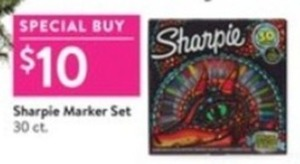 Sharpie 30 Count Marker Set