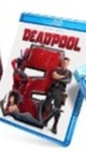Deadpool 2 (Blu-Ray + Digital Copy)