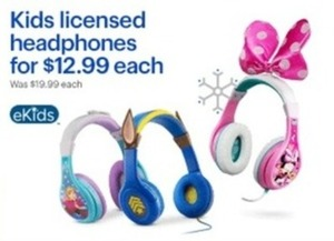 Kids Licensed Headphones