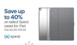 Select Speck Cases for iPad
