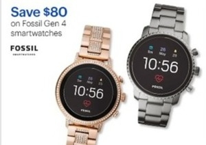 Fossil Gen 4 Smartwatches