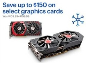 Select Graphics Cards