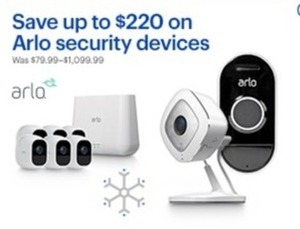 Arlo Security Devices