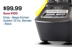 Ninja Mega Kitchen System 72 Oz. Blender