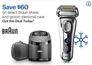 Select Braun Shave And Groom Personal Care