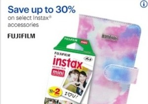 Select Instax Accesories