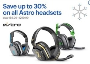 All Astro Headsets