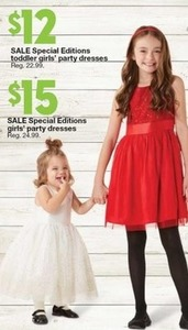 Special Edition Toddler Girls' Party Dresses