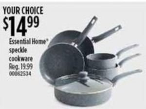 Essential Home Speckle Cookware
