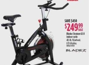 Bladez Stratum GS 2 Indoor Cycle