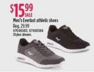 Men's Everlast Athletic Shoes