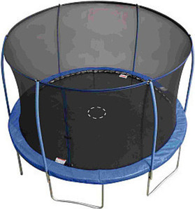 Parkside 12' Trampoline w/ Enclosure