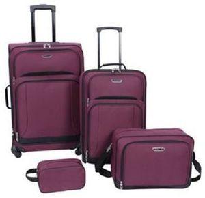 Prodigy 4-Piece Luggage Set