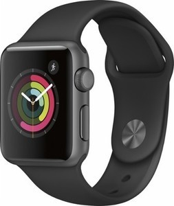 Apple Watch Series 1 38mm Space Gray w/ Coupon APPLEWATCHDEAL