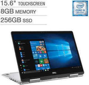 Dell Inspiron 15 7000 Series 2-in-1 Touchscreen Laptop - Intel Core i5 - 1080p