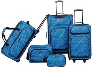 Prodigy Forest Park 5 Pc. Luggage Set. (After Rebate)