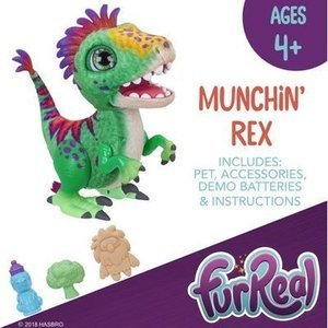 FurReal Munchin Rex Baby Dino Pet
