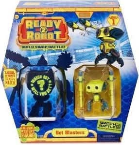 Ready2Robot Bot Blasters Mystery Figure