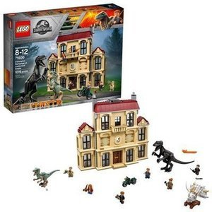 LEGO Jurassic World Indoraptor Rampage at Lockwood Estate