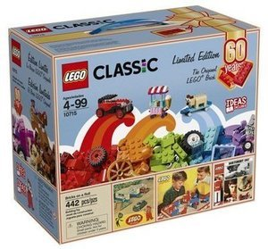 LEGO Classic Bricks on a Roll - 60th Anniversary Limited Edition