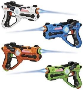 GPX Laser Tag Blaster, Set of 4, LT458