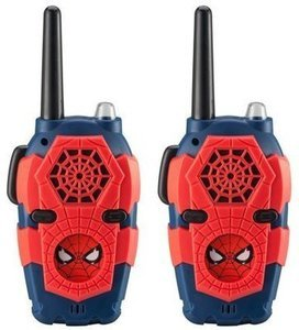 Spiderman Frs Walkie Talkies