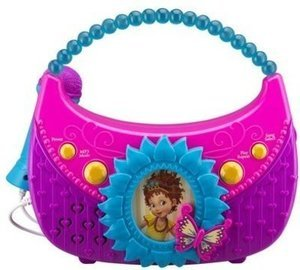 Fancy Nancy Sing Along Boombox