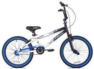 "Kent 20"" Ambush Boys' BMX Bike, Blue"