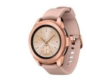 Samsung Galaxy $GB Smart Watch Rose Gold