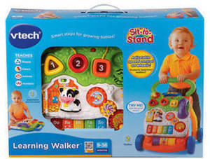 Vtech Sit-to-Stand Learning Walker VTech Sit to Stand Learning Walker