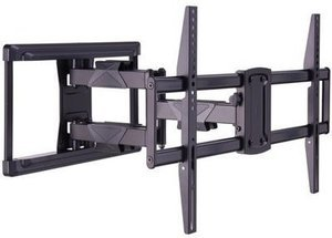 "ONN Full Motion Television Wall Mount, for TVs 47""-84"""