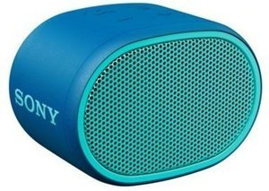 SONY SRS-XB01/BLUE Portable Wireless Speaker
