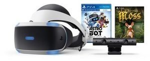 Sony PlayStation 4 VR, ASTRO BOT Rescue Mission + Moss Bundle