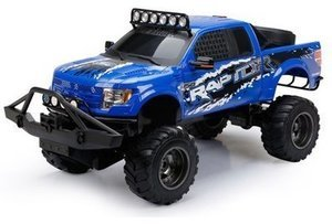 c3f9b05be2ee New Bright RC 1 6 Scale Ford Raptor Truck -  48.0 at Walmart on ...