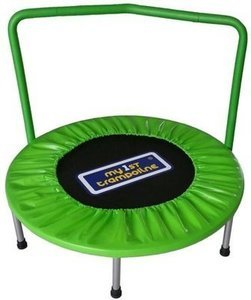My First Trampoline 36-Inch Mini Trampoline